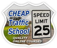 On Line Cheap Traffic School for Adult Drivers